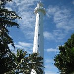 Nouma New Caledonia Photos of the Amde lighthouse, Nouma, New Caledonia