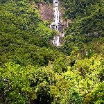 Photos of the Tao Waterfall, New Caledonia