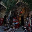 Carpet shops in Old Baku