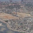Helicopter Ride from Dande to Luanda Angola Photographs