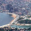 Helicopter Ride from Dande to Luanda Angola Holiday Sharing