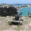 Photos of Fort Louise, St Martin