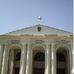 Tajik National Museum in Dushanbe