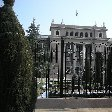Dushanbe government building, Tajikistan