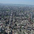 Panoramic view from the Taipei 101