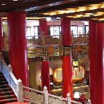 Pictures inside the Grand Hotel, Taipei