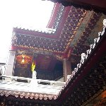 Pictures of the Qingshui Temple in Taipei, Taiwan
