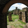 Photos of the ruins in Gondar, Ethiopia