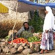 Streetmarket in Gondar, Ethiopia