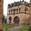 Photos of Fasilides Castle in Gondar, Ethiopia