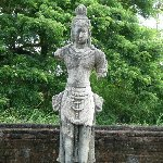 Photos of the Buddhist statues in  Tissamaharama, Sri Lanka
