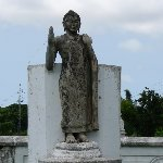 Pictures of the Buddhist statues in  Tissamaharama, Sri Lanka
