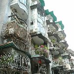 Photos of residential area in Macau
