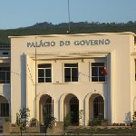Pictures of the Government Palace in Dili, East Timor