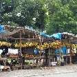Pictures of the street market in Dili, Timor