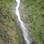 Saint Denis Reunion Pictures of the Biberon Falls on Reunion Island