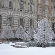 Wintertime in the centre of Stockholm Sweden Travel