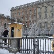 Wintertime in the centre of Stockholm Sweden Travel Review