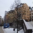 Wintertime in the centre of Stockholm Sweden Trip Review