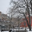 Wintertime in the centre of Stockholm Sweden Trip Photo