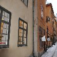 Wintertime in the centre of Stockholm Sweden Vacation Diary