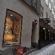 Wintertime in the centre of Stockholm Sweden Picture