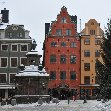Wintertime in the centre of Stockholm Sweden Blog