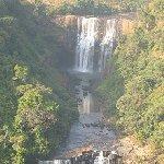 Kinkon Falls and Kambadaga Falls Pita Guinea Travel Photos
