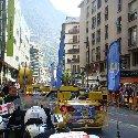 Tour de France 2009 Andorra la Vella Blog Photo