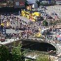 Tour de France 2009 Andorra la Vella Vacation Diary
