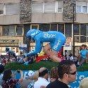 Tour de France 2009 Andorra la Vella Diary Photo