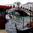 Romantic Trip to Venice in Italy Travel Photo Pigeons and  Gondola rides in Venice