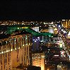 Las Vegas hotels on The Strip United States Photograph