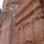 The great temple of Petra Jordan Blog Information