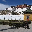 Trip to Tibet China Album Photographs