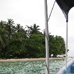 Bocas del Toro on Isla Colon Panama Photographs