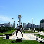 Astana, the capital of Kazakhstan Blog Pictures