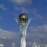 Astana, the capital of Kazakhstan Vacation Diary