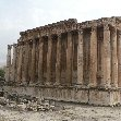 The Roman temple ruins of Baalbek Lebanon Picture Sharing