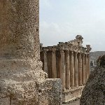 The Roman temple ruins of Baalbek Lebanon Trip Sharing