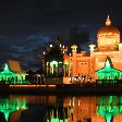 The Sultan Omar Ali Saifuddin Mosque Bandar Seri Begawan Brunei Travel Information The Sultan Omar Ali Saifuddin Mosque