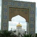 The Sultan Omar Ali Saifuddin Mosque Bandar Seri Begawan Brunei Vacation Tips The Sultan Omar Ali Saifuddin Mosque