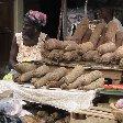 Lome Grand Market Togo Diary Adventure