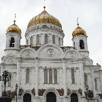 Famous buildings of Moscow Russia Trip Picture