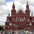 Famous buildings of Moscow Russia Diary Adventure
