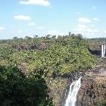 The Waterfalls at Puerto Iguazu Argentina Album Sharing