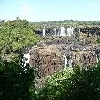 The Waterfalls at Puerto Iguazu Argentina Travel Photos