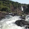 The Waterfalls at Puerto Iguazu Argentina Photo Gallery The Waterfalls at Puerto Iguazu