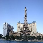 A bit of Paris in Las Vegas