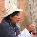 From Arequipe to Chivay and Colca Canyon Peru Diary Photos